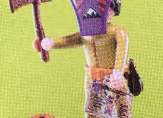 Playmobil - 70288v8 - Indian Doctor / Indian Witch Doctor
