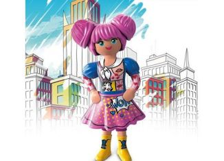 Playmobil - 70472 - Rosalee - Comic World