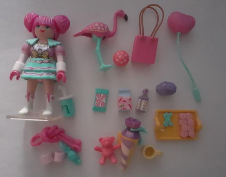Playmobil 70385 - Rosalee - Back
