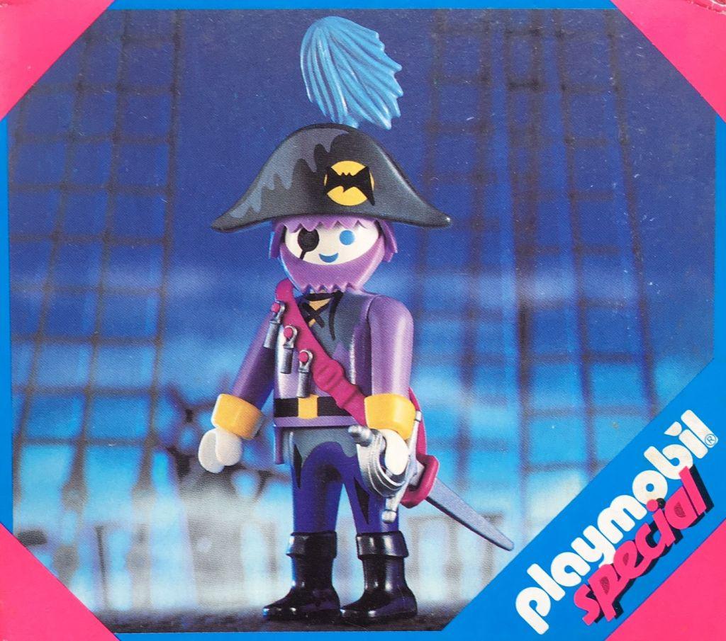 Playmobil 4572 - Phantom Pirate - Box