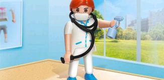 Playmobil - 70684-ger - Nurse