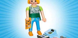 Playmobil - 70685 - Cashier
