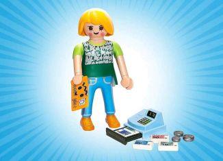 Playmobil - 70685-ger - Cashier