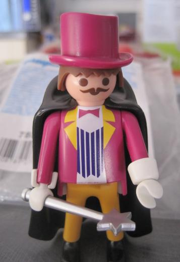 Playmobil 7882-ger - Wizard - Box
