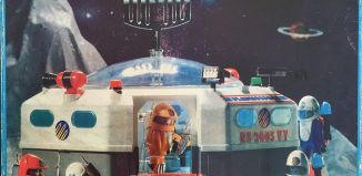 Playmobil - 3536-ant - Space station