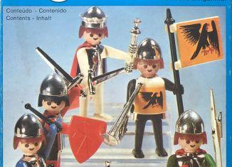 Playmobil - 23.26.1-trol - King and knights