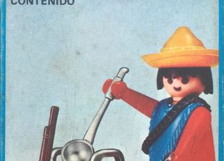 Playmobil - 3344-ant - Mexican with Cooking Set