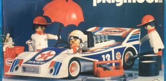 Playmobil - 3.78.5-ant - Racing Car Team