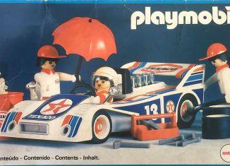 Playmobil - 3.78.5-ant - Racing Car Team