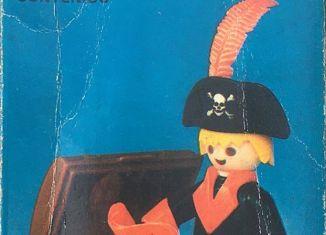 Playmobil - 3385-ant - Pirate captain