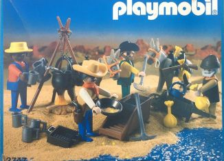 Playmobil - 3747-ant - Gold washers