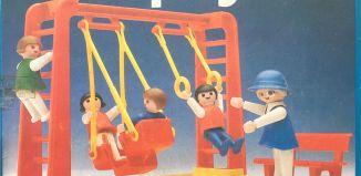 Playmobil - 3552v1-ant - Swing Set