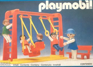 Playmobil - 3552v1-ant - Hamacas