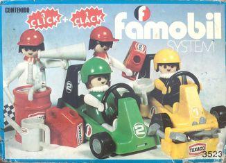 Playmobil - 3523-fam - Go Karts
