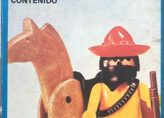 Playmobil - 3343-ant - Mexican bandit