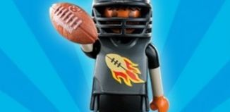 Playmobil - 5203V2 - Rugby player