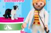 Playmobil - PINK Nº 24 307943444 - Vet