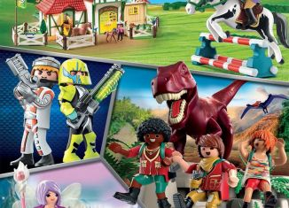 Playmobil - 0-gre - Catalogue 2018 January