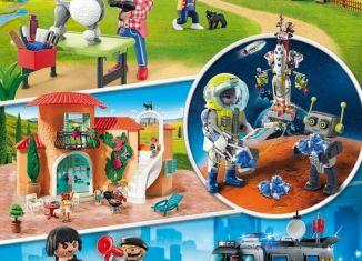 Playmobil - 0-gre - Catalogue 2019 January