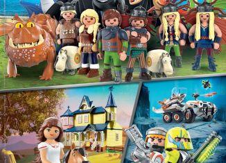 Playmobil - 0-gre - Catalogue 2018