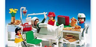 Playmobil - 3495V2 - Hospital room