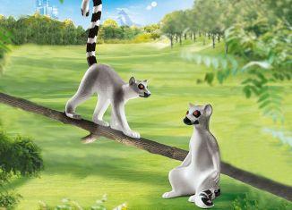 Playmobil - 70355 - Lemurs