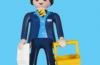 Playmobil - 30792654 - Postwoman
