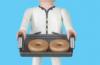 Playmobil - 30792664 - Baker