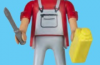 Playmobil - 30792674 - Mechanic