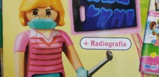 Playmobil - PINK Nº 25 30794754 - Dentist Louise