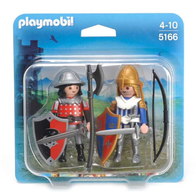 Playmobil 5166 - Knights - Box