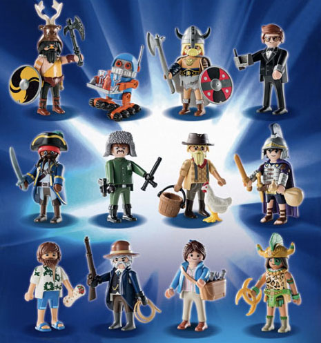 Playmobil 70069 - Playmobil: The Movie Figuras Series 1 - Zurück