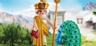 Playmobil - 70214-gre - Diosa griega Hera