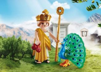 Playmobil - 70214-gre - Hera Greek Goddess