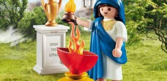 Playmobil - 70215-gre - Hestia Greek Goddess