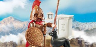 Playmobil - 70216-gre - Aris Greek God