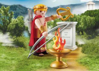 Playmobil - 70218 - Apollo Greek God