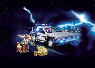Playmobil - 70317 - Regreso al futuro