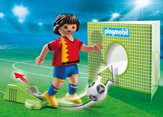 Playmobil - 70482 - Spanish Football Player