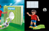 Playmobil - 70482 - Spanish Football Player