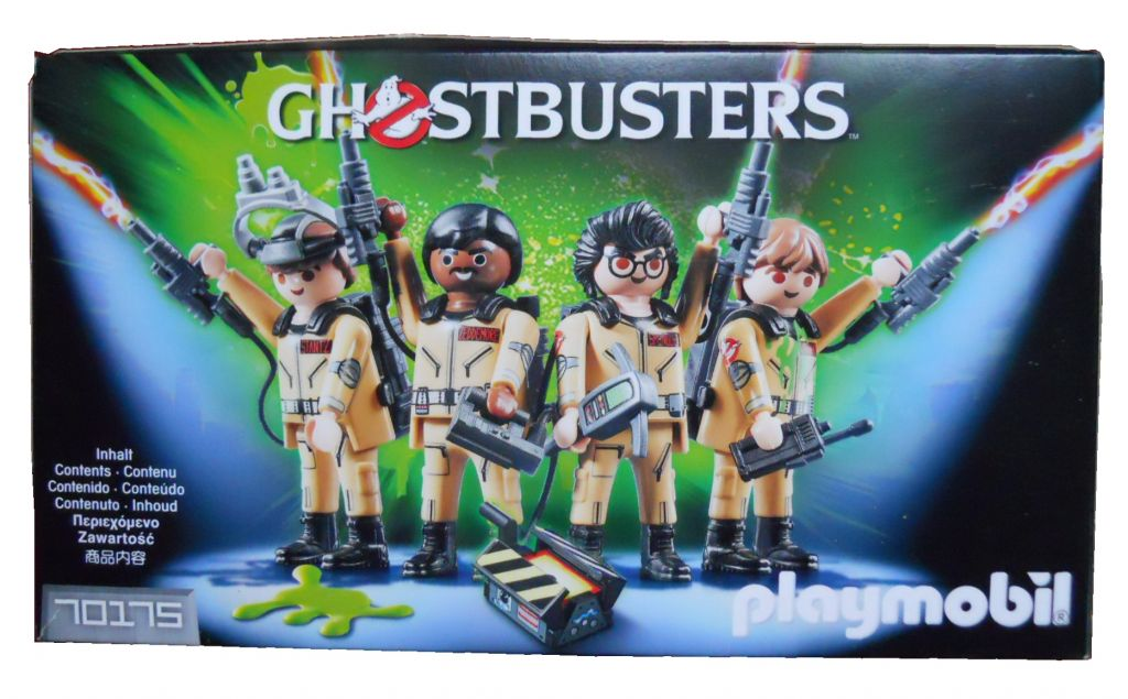 Playmobil 70175 - Ghostbusters™ Collector's Set - Back