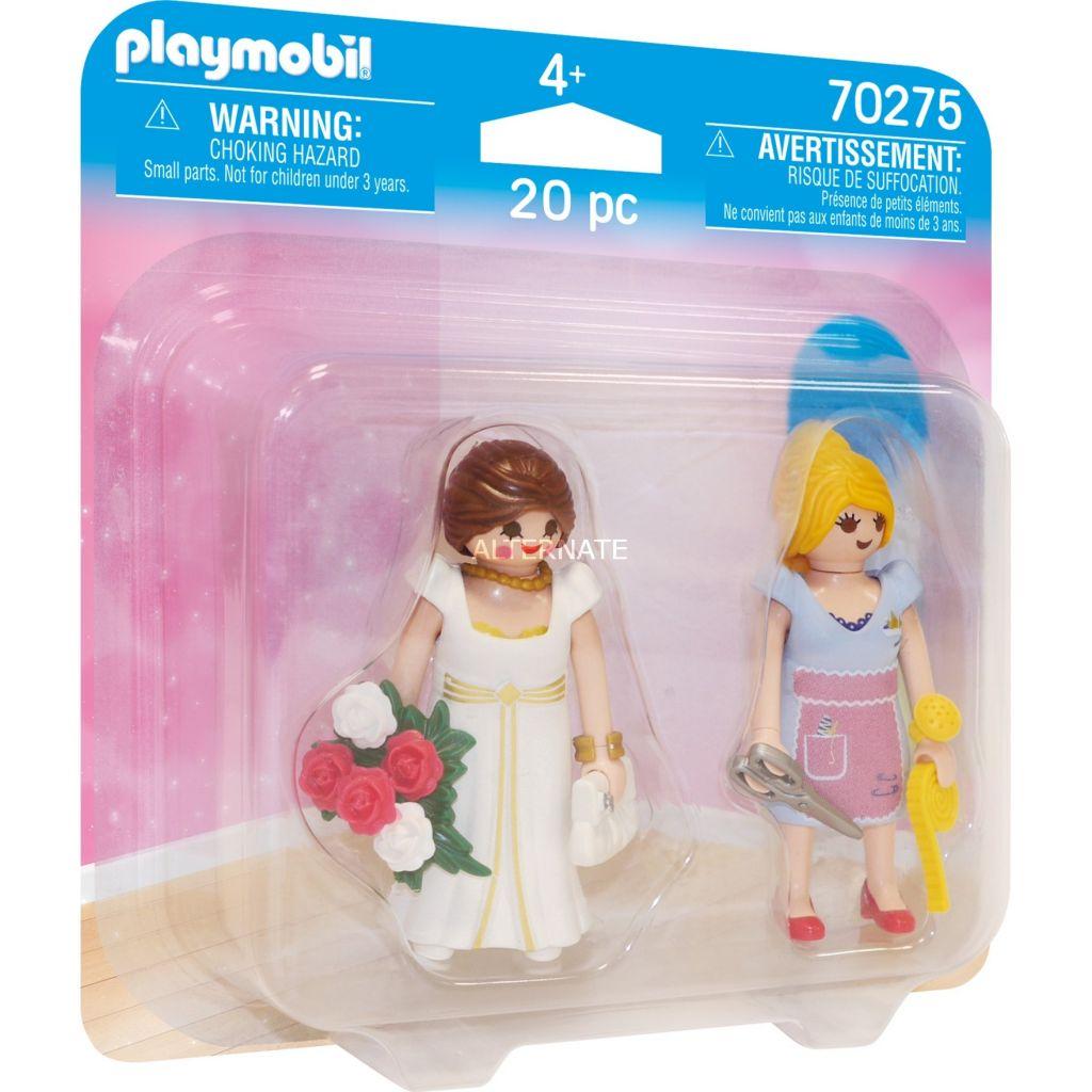 Playmobil 70275 - Bride and dressmaker - Box