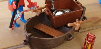 Playmobil - Nice boat with extras