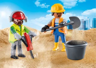 Playmobil - 70272 - Workers