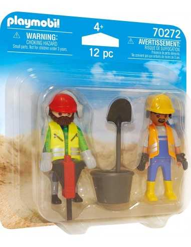 Playmobil 70272 - Workers - Box