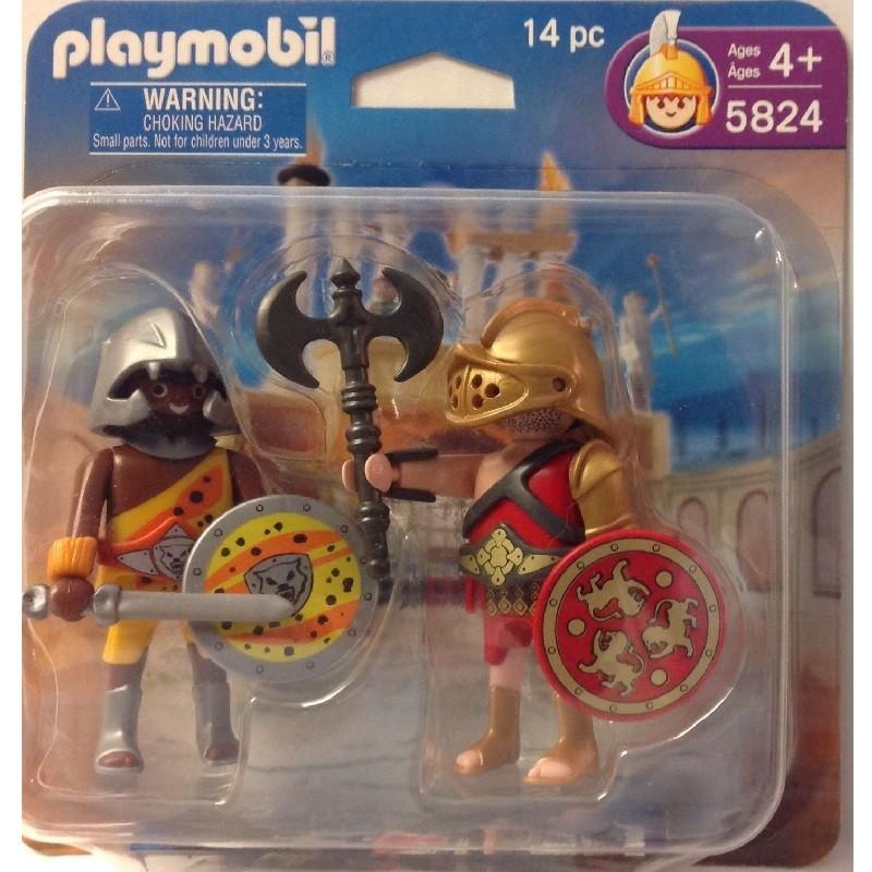 Playmobil 5824 - Duo Pack Gladiators - Box