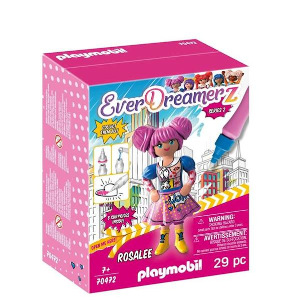 Playmobil 70472 - Rosalee - Box