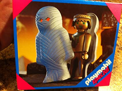 Playmobil 4531 - Mummy - Box