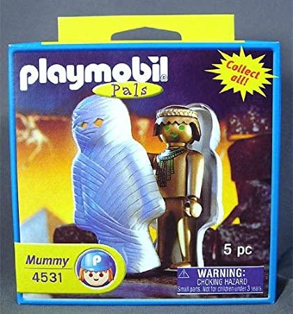 Playmobil 4531-usa - Mummy - Box