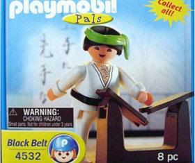 Playmobil - 4532-usa - Karateka